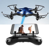 Camera Drone With Camera HD Mini Quadcopter Drone BANFIY USA AT146blue China