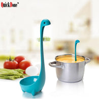 Dinosaur Soup Spoons Dinnerware Kitchen accessories BANFIY USA