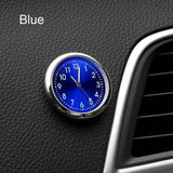 Electronic Meter Sticker Watch Car Accessories Car Accessories BANFIY USA Blue