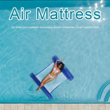 Foldable Air Mattress For Swimming Pool Beach air matress BANFIY USA