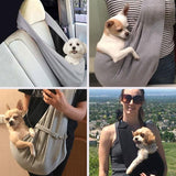 Hands-Free Pet Dog Outdoor Travel Carrier Pet Animal Accessories BANFIY USA