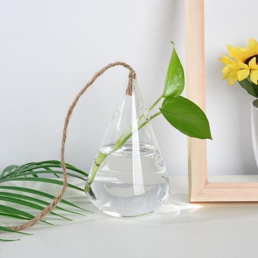 Hanging Glass Ball Vase for Home or Wedding Decor home decoration BANFIY USA China A