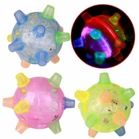 Jumping Activation Ball Pet Animal Accessories BANFIY USA
