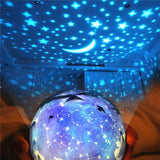 LED Night Light Starry Sky For Children Room LED Night light BANFIY USA