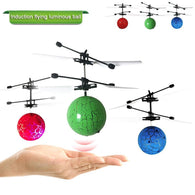 Luminous Glowing LED Flying Ball Toy BANFIY USA