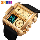 Men Wrist Watch Luxury Brand Military shape Men Watch Banfiyusa