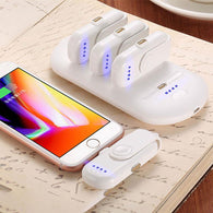 Micro Type C Magnetic Mini Portable PowerBank for iPhone Power bank BANFIY USA