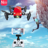 Mini Drone With HDCamera Foldable Pocket Drone Drone BANFIY USA
