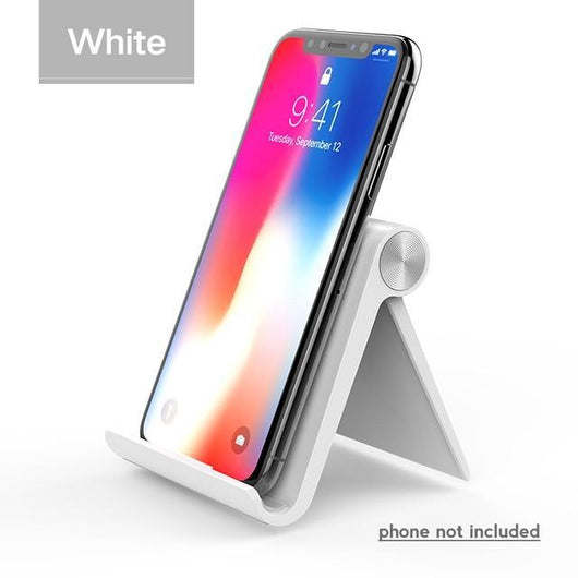 Mobile Phone table stand for iPhone Samsung Mobile Phone Accessories Banfiyusa China White for Phone