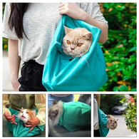 Pet Cat Outdoor Travel Pouch Pet Animal Accessories BANFIY USA