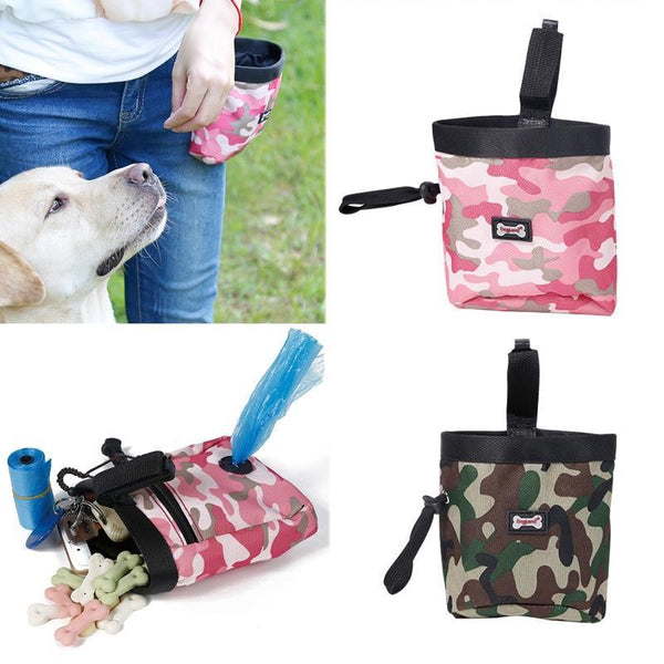 Pet Dog Snack Food Bag For Outdoor Pet Animal Accessories BANFIY USA