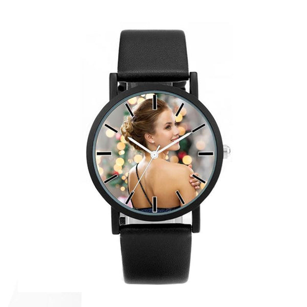 Photo watch for Men Women or Lovers Photo watch BANFIY USA