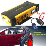 Portable Car Battery Booster Car Accessories BANFIY USA