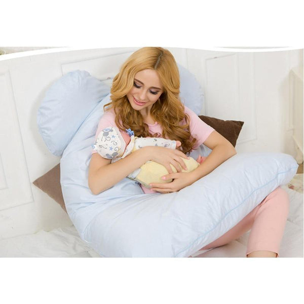 Pregnancy comfortable pillows for Women pillow BANFIY USA