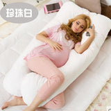 Pregnancy comfortable pillows for Women pillow BANFIY USA White China