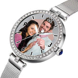 Private Customized Photo Watch for Women Photo watch BANFIY USA