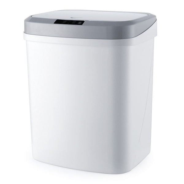 Smart Sensor Automatic Garbage Bin