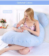 Sleeping Support Pillow For Pregnant Women pillow BANFIY USA