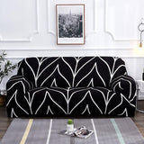 Stretch Sofa Cover home decoration BANFIY USA Color 1 Pillowcase-2pcs