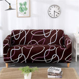 Stretch Sofa Cover home decoration BANFIY USA Color 10 Pillowcase-2pcs
