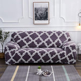 Stretch Sofa Cover home decoration BANFIY USA Color 15 Pillowcase-2pcs