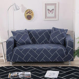 Stretch Sofa Cover home decoration BANFIY USA Color 16 Pillowcase-2pcs