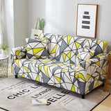 Stretch Sofa Cover home decoration BANFIY USA Color 18 Pillowcase-2pcs