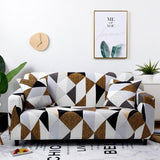 Stretch Sofa Cover home decoration BANFIY USA Color 24 Pillowcase-2pcs