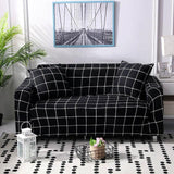 Stretch Sofa Cover home decoration BANFIY USA Color 4 Pillowcase-2pcs