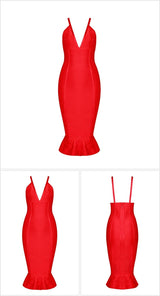 Summer Bandage Dress Bandage Dress BANFIY USA