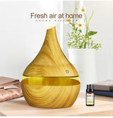 USB Electric Aromatherapy air diffuser Humidifier 300 ml Air Humidifier BANFIY USA