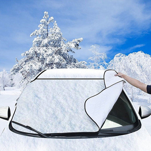 Windshield Sunshade Snow Cover Car Accessories BANFIY USA