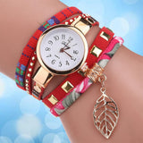 Women Quartz Lady Bracelet Wristwatch women watch BANFIY USA