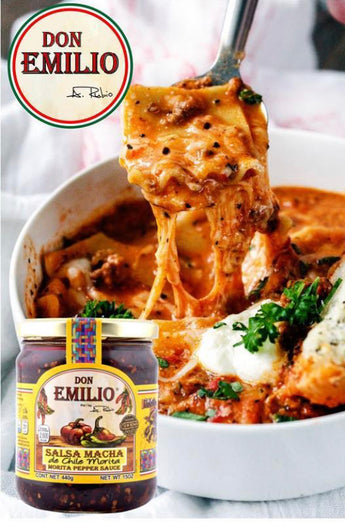 Lasagna Soup by Don Emilio