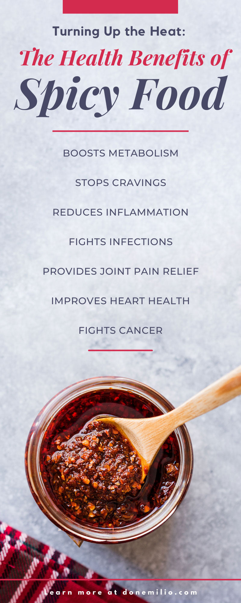 Turning Up the Heat: The Health Benefits of Spicy Food