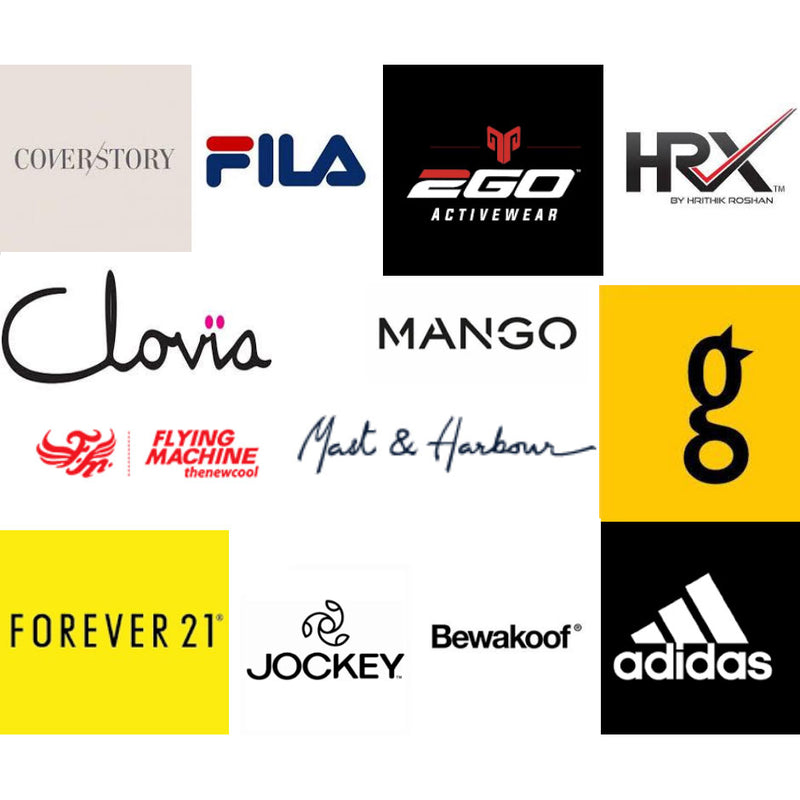 Shop all the premium brands under one roof and stay stylish forever.