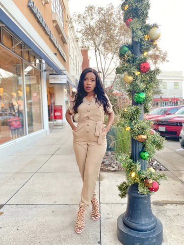Dream Big Woven Jumpsuit