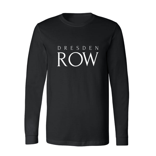 ARKLOW Unisex Long Sleeve Tee Black