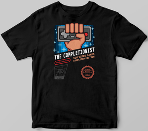 100 Games Completed Shirt [PRE-ORDER]