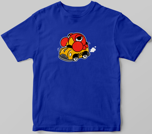 Crab in a Cab Shirt