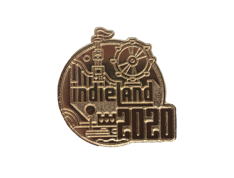 IndieLand 2020 Pin [Pre-order]