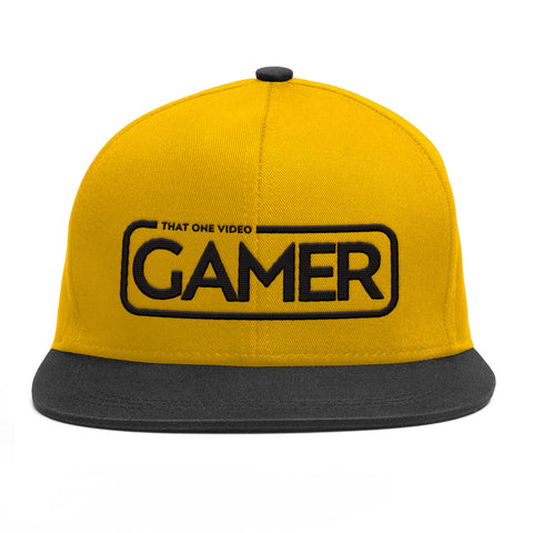 That One Video Gamer Limited Snapback