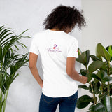 'Sing Your Dreams Into Reality' Short-Sleeve Tee