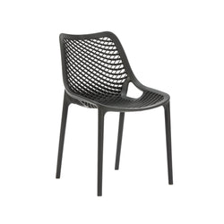 Air Outdoor Chair has a 5 year warranty