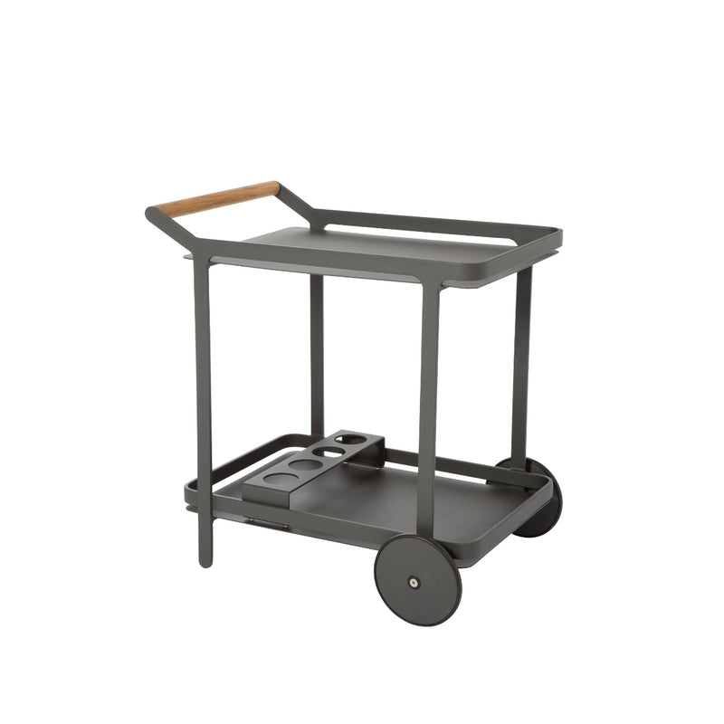 Cassis Outdoor Drinks Trolley