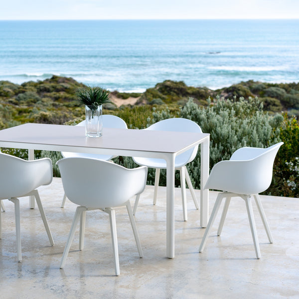 Milan Table & Tenerife Chairs