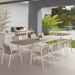 Thames Extension & Chic Sling Outdoor Dining