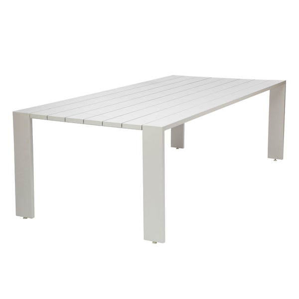Jupiter Outdoor Table - White