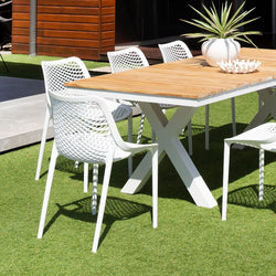 Oasis Outdoor Chair 5 year warranty