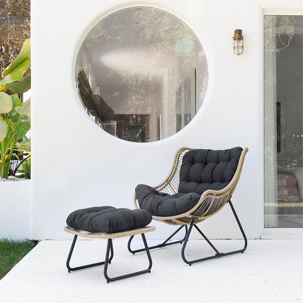 Logan Outdoor Occasional Chair